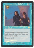 Magic the Gathering Onslaught Single Wheel and Deal FOIL