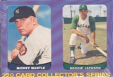 1989 Pacific Legends Baseball Factory Set