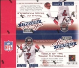 2005 Playoff Absolute Memorabilia Football 24-Pack Box