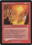 Magic the Gathering Scourge Single Sulfuric Vortex - NEAR MINT (NM)