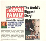 The Royal Family Hobby Box (1993 Press Pass)