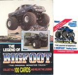 Legend of Bigfoot Hobby Box (1988 Leesley)