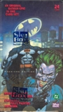 Batman Master Series Hobby Box (1996 Skybox)