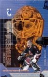 2001/02 Be A Player Between the Pipes Hockey Hobby Box