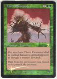 Magic the Gathering 7th Edition Single Thorn Elemental Foil