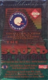 1994 Collector's Edge Boss Squad Pop Warner Football Hobby Box