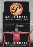 2005/06 Topps Pristine Basketball Hobby Box