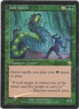 Magic the Gathering Invasion Single Jade Leech - NEAR MINT (NM)