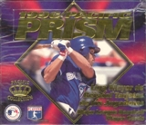 1996 Pacific Prism Spanish Baseball Hobby Box