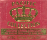 1994 Pacific Marquee Crown Collection Football Hobby Box
