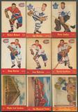 1955/56 Parkhurst Hockey Complete Set (POOR)