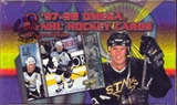 1997/98 Pacific Omega Hockey Canadian Hobby Box