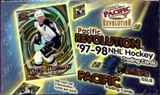 1997/98 Pacific Revolution Hockey Canadian Hobby Box