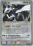 Pokemon Unseen Forces Single Lugia Ex 105/115 - SLIGHT PLAY (SP)