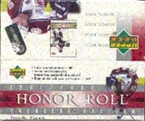 2001/02 Upper Deck Honor Roll Hockey Hobby Box
