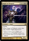 Magic the Gathering Guildpact Single Angel of Despair Foil