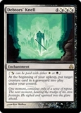 Magic the Gathering Guildpact Single Debtors' Knell UNPLAYED (NM/MT)