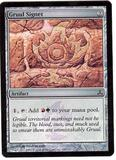 Magic the Gathering Guildpact Single Gruul Signet FOIL
