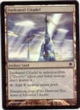 Magic the Gathering Darksteel Single Darksteel Citadel Foil