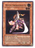 Yu-Gi-Oh Soul of the Duelist Single Mystic Swordsman LV2 Ultimate Rare (011)