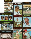 1971 Topps Baseball Complete Set (NM-MT condition)