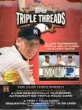 2006 Topps Triple Threads Baseball Hobby Box