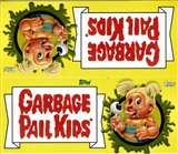 Garbage Pail Kids Series 5 Stickers Box (2006 Topps)