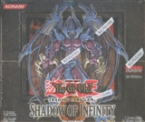 Upper Deck Yu-Gi-Oh Shadow of Infinity 1st Edition Booster Box
