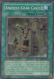 Yu-Gi-Oh Shadow Of Infinity 1st Edition Ancient Gear Castle Super Rare