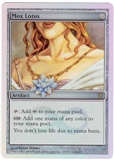 Magic the Gathering Unhinged Single Mox Lotus Foil