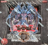 Upper Deck Yu-Gi-Oh Shadow of Infinity Special Edition Box