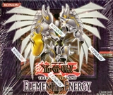 Upper Deck Yu-Gi-Oh Elemental Energy Unlimited Booster Box
