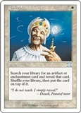 Magic the Gathering 6th Edition Single Enlightened Tutor - NEAR MINT (NM)