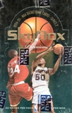 1994/95 Skybox Premium Series 2 Basketball Jumbo Box