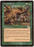 Magic the Gathering Urza's Saga Single Greater Good - SLIGHT PLAY (SP)