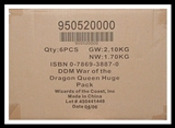WOTC Dungeons & Dragons Miniatures War of the Dragon Queen Booster Case (6 ct.)