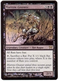 Magic the Gathering Champs of Kamigawa Single Marrow-Gnawer UNPLAYED (NM/MT)