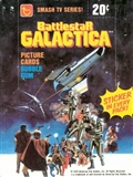 Battlestar Galactica Wax Box (1978 Topps)