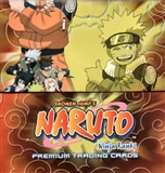 Naruto Ninja Ranks Hobby Box (Panini)