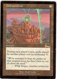 Magic the Gathering Urza's Legacy Single Defense Grid - SLIGHT PLAY (SP)