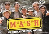 M.A.S.H. Wax Box (1982 Donruss)