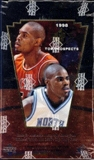 1998/99 Upper Deck SP Top Prospects Basketball Hobby Box