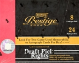 2006 Playoff Prestige Football Hobby Box