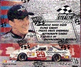 2001 Press Pass Stealth Racing Hobby Box