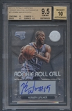2012/13 Totally Certified #21 Kemba Walker Rookie Roll Call Auto BGS 9.5