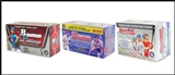 COMBO DEAL - 2012 Bowman Baseball Blaster Boxes (Platinum, Bowman, Bowman Chrome)