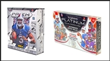COMBO DEAL - 2013 Football Hobby Boxes (2013 Panini Prizm, 2013 Topps Platinum)