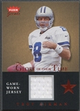 2004 Greats of the Game #TA Troy Aikman Glory of Their Time Game Used Red Jersey