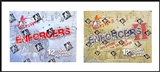 COMBO DEAL - 2011/12 & 2013/14 In The Game Enforcers Hockey Hobby Boxes