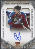 2011/12 Crown Royale #235 Cameron Gaunce Rookie Silhouette Patch Auto #01/25
